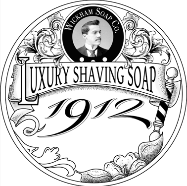 1912 shaving soap 5th label design