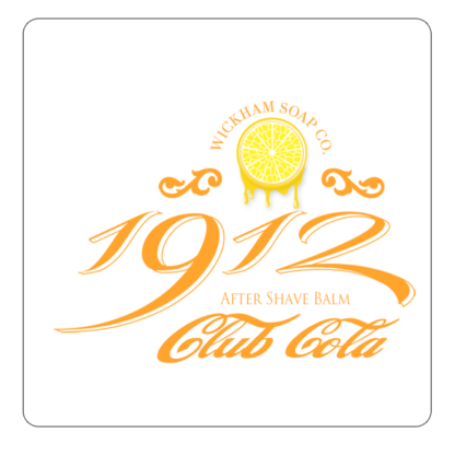 1912 aftershave balm club cola