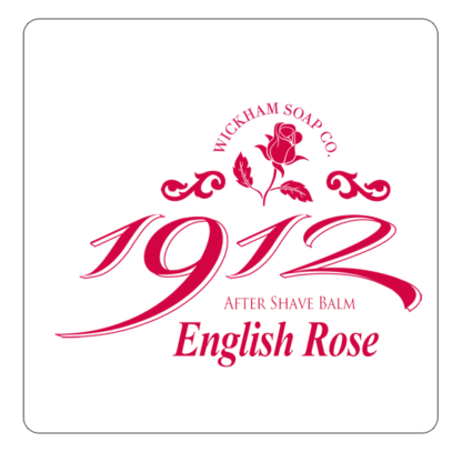 1912 aftershave balm english rose