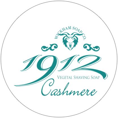 1912 shave soap cashmere