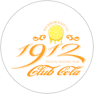 1912 shave soap club cola