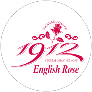 1912 shave soap english rose
