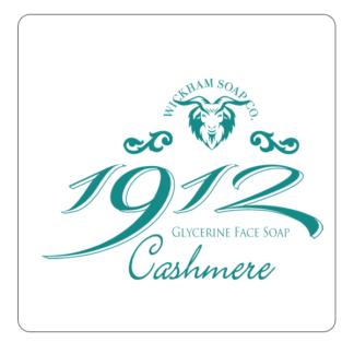 1912 face soap cashmere