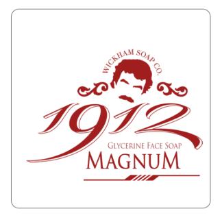 1912 face soap magnum
