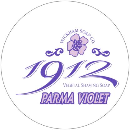 1912 shave soap parma violet