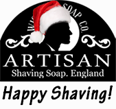 Wickham Soap Co. Logo Christmas