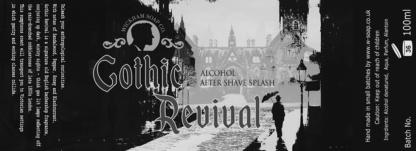 Gothic Revival After Shave Splash